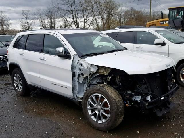 Salvage 2016 Jeep Grand Cherokee Limited Suv For Sale Salvage Title Carsales Carsforsale Cheapcars Carrosbarratos Autosales Cardealer