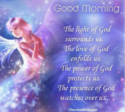 Good Morning Protection Prayer ~/~ | Angels | Pinterest