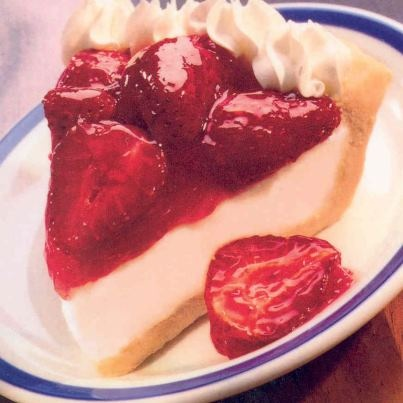 My favorite pie ever!!!!!! Hopefully it tastes like the real thing! Bob Evans Copycat Recipes: Strawberry Supreme Pie