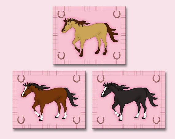 67 best images about Baby girl horse nursery theme on ...