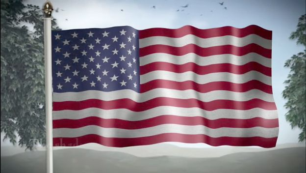 """Why does the American flag have 13 stripes? Get all the facts and figures on """"Old Glory"""" 