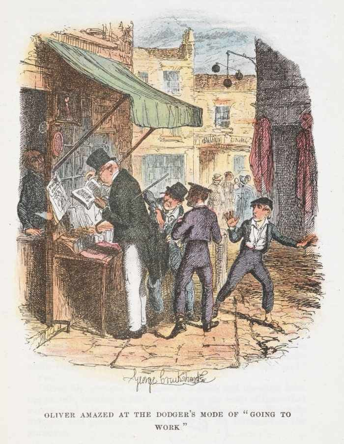 realism in oliver twist Oliver twist study guide contains a biography of charles dickens, literature essays, a complete e-text, quiz questions, major themes, characters, and a full summary and analysis.