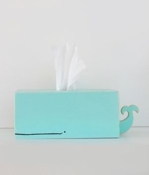 the asian in me loves a good cartoon-like tissue holder