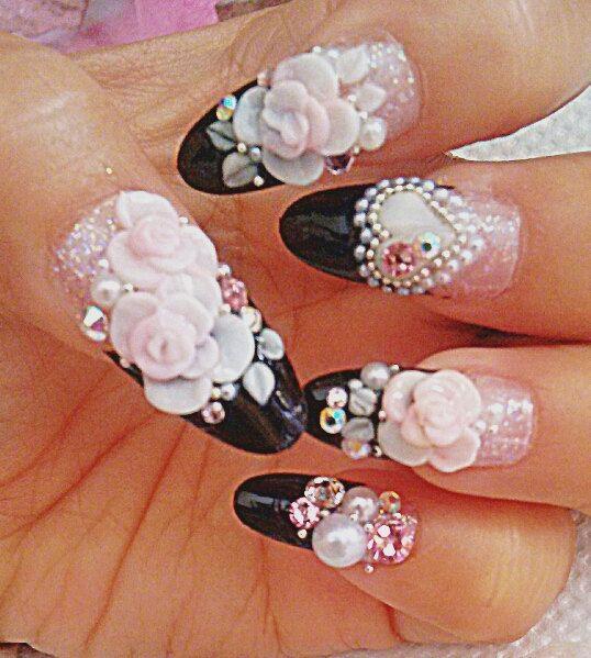 246 Best Nice Images On Pinterest Nail Art Designs Nails Design