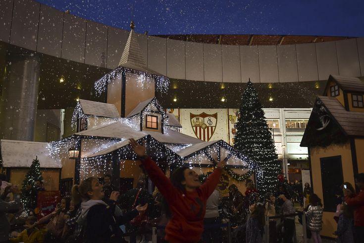 Navidad 2015 Centro Comercial Nervión Plaza (Sevilla, Spain) // Chrismas 2015 at Nervión Plaza Shopping Center (Sevilla, Spain)