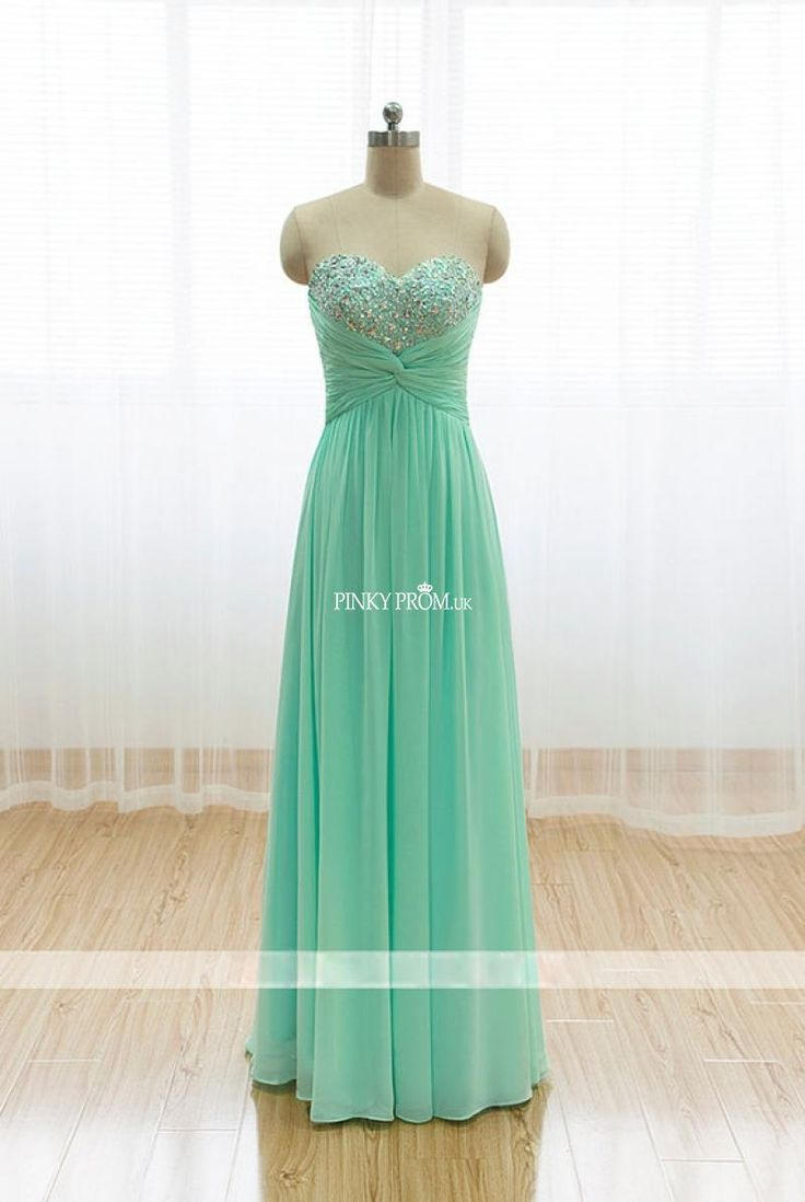 80 best Eye-catching Green Prom Dresses images on Pinterest | Dress ...