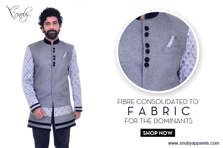 Wedding season is upon and here are some of the dashing outfits for all the handsomely gentlemen: snobyapparels.com *Get upto 60% off on snobyapparels.com site for Mobikwik users