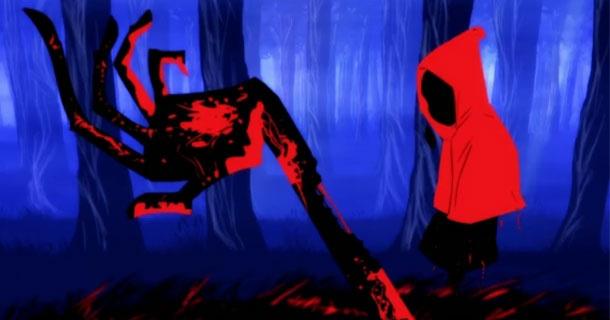 [Vídeo] Chapeuzinho Vermelho de sangue (macabro) http://comunicadores.info/2012/04/11/video-chapeuzinho-vermelho-de-sangue/