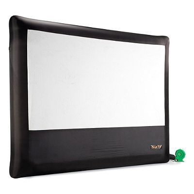 Inflatable Outdoor Projector Screen
