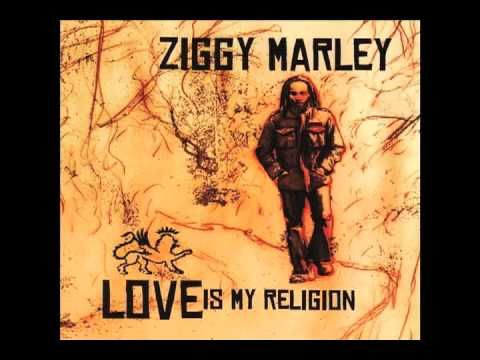 "▶ Ziggy Marley - ""Love Is My Religion (Acoustic)"" 