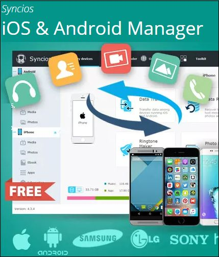 Free Syncios Manager: Quick, Comprehensive