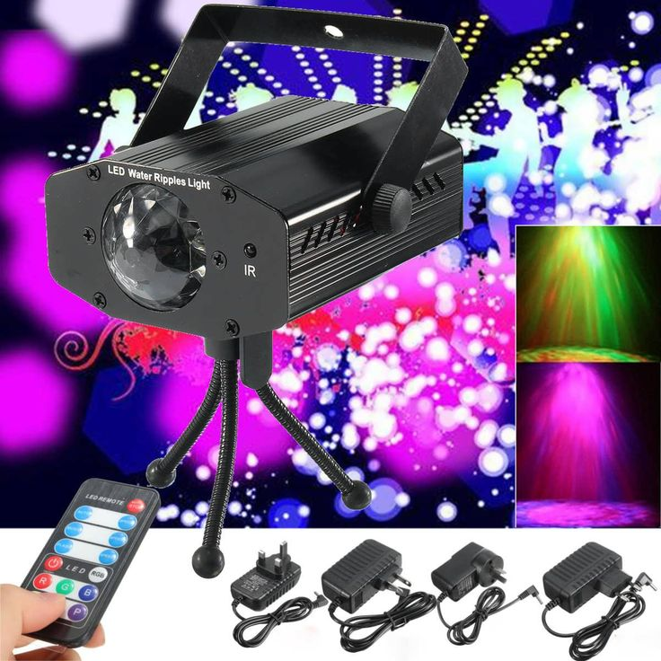 LED RGB Laser Stage Light Adjust Xmas DJ Party Projector Lamp + Remote Controller AC110-240V  Worldwide delivery. Original best quality product for 70% of it's real price. Buying this product is extra profitable, because we have good production source. 1 day products dispatch from...