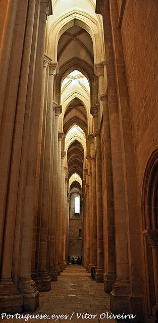 Mosteiro de Alcobaa - Portugal by Portuguese_eyes, via Flickr http://pinterest.com/pin/141722719495051701/