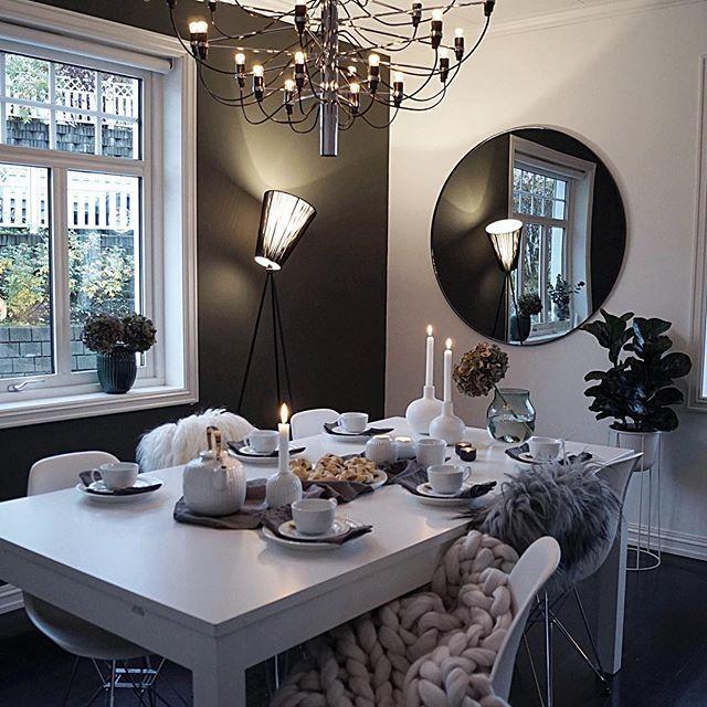 Good morning💫 Er innom for å ønske dere en god dag og ny uke🙋 Her skal siste dag på «hytta» vår nytes🌟 Er så glad i dette serviset fra @kahlerdesign 🙌😍 ________________________ #interior4all #interior123 #boligpluss #homeinterior4you #charminghouses #dream_interiors #inredningsdesign #interior125 #asafotoninspo #boligliv #inredningsdesign #dagensinteriør #interior #skandinaviskehjem #lindhjem #interiorwarrior #boligdrøm #vakrehjemogi teriør #boligplussminstil #interior9508…