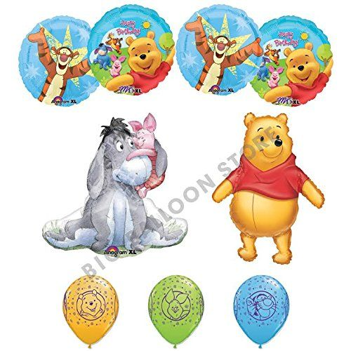 Fabulous Winnie The Pooh And Friends pc Birthday Celebration Part http