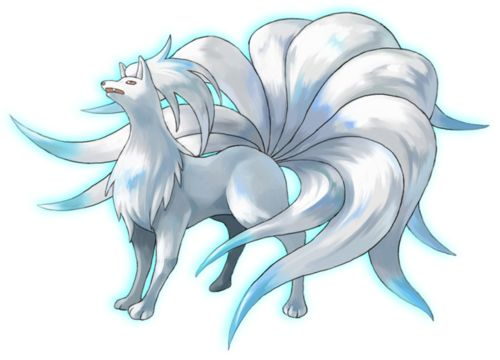 shiny ninetales | Tumblr