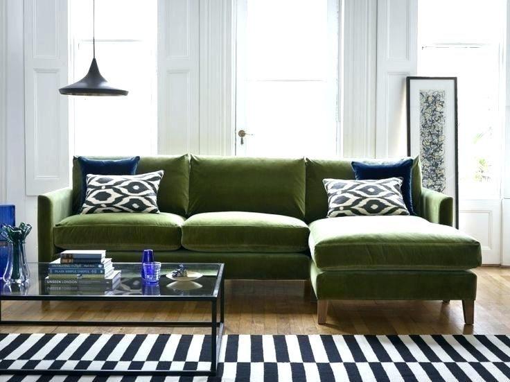 Olive Green Couch Dekorieren Dekoration Ideen Wohnen Haus Innenarchitektur Wohnung