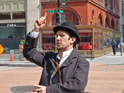 History on Foot: Detective James McDevitt @ Ford's Theatre | Washington | District of Columbia | United States