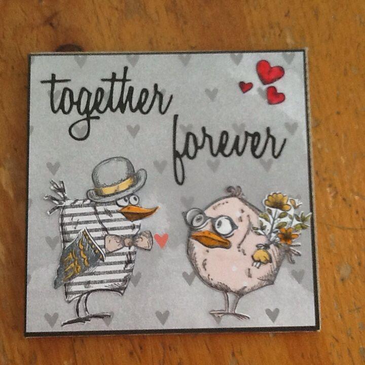 My Card For Wedding