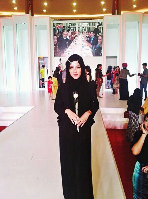 Dress hijab fashion style