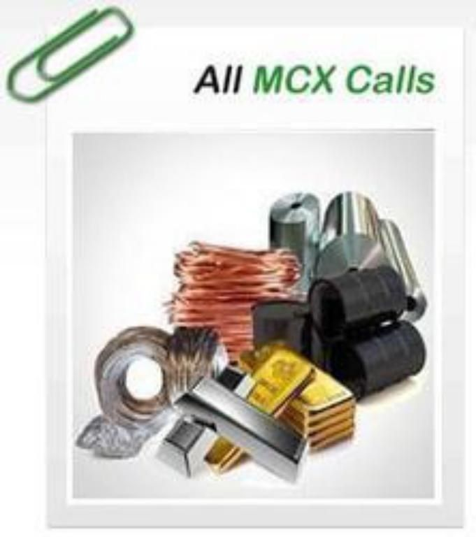 MCX free tips, MCX silver, intraday trading tips