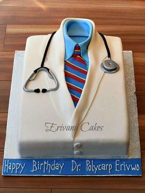 Torta de Medico | Tortas para Médicos y Enfermeros @s | Pinterest ...