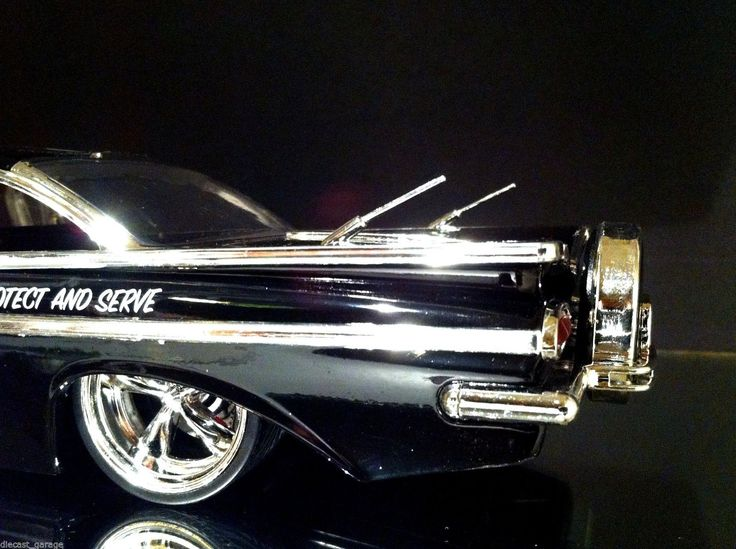 1 24 Scale 1959 Chevy Impala ''Highway Patrol'' Jada   eBay # www.diecastgarage... #diecast #car #die-cast #model #toy #collection #V8 # super car #cruise #hot rod # for sale #muscle #drag #street #collector #1:18 #1:24 #1:43 #1:64