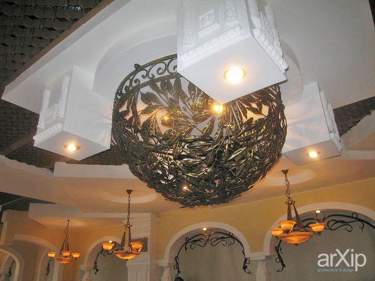 Центральная люстра  Венского кафе: интерьер, прихожая, холл, вестибюль, фойе, ресторан, кафе, бар, потолок, 80 - 100 м2, ар-нуво, art nouveau #interiordesign #entrancehall #lounge #lobby #lobby #restaurant #cafeandbar #ceiling #80_100m2 #artnouveau