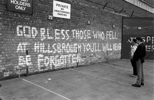 Hillsborough: 96 Liverpool Fans Killed By A Slum Sport Watched By Slum People In Slum Stadiums