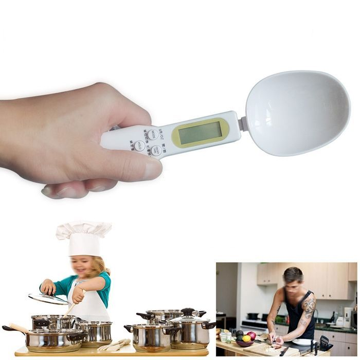 Digital Kitchen Household Electronic Measure Food Spoon Weight Scale: Bid: 12,66€ (£11.17) Buynow Price 12,66€ (£11.17) Remaining Listing…