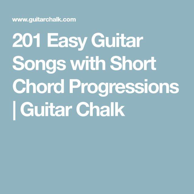 8 best 201 easy songs images on Pinterest | Guitar classes, Guitar ...