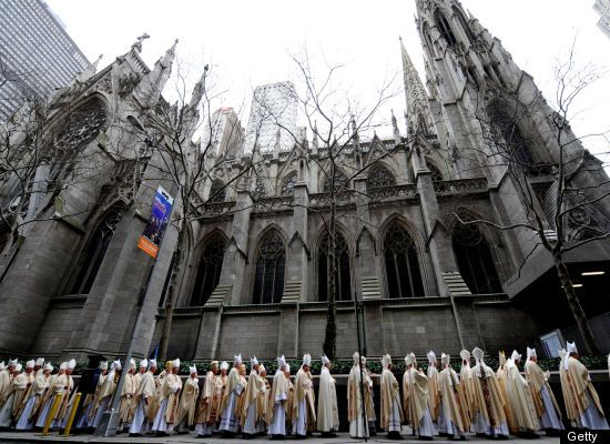 World's Most Stunning Cathedrals & Basilicas: New York's St. Patrick's Cathedral...