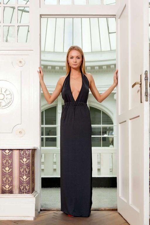 Suknia wieczorowa ROXY www.poqash.pl