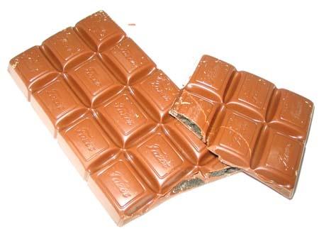 salmiakki chocolate!