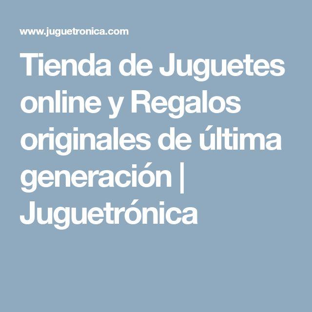 Tienda de Juguetes online y Regalos originales de última generación   Juguetrónica