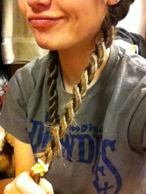 twist hair like this overnight!!! #hair