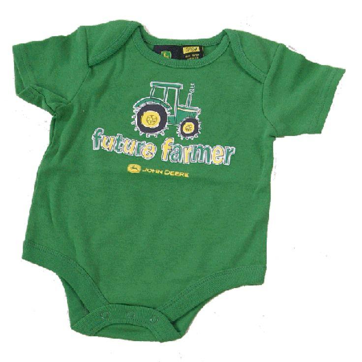 39 best John Deere Baby Clothes images on Pinterest ...