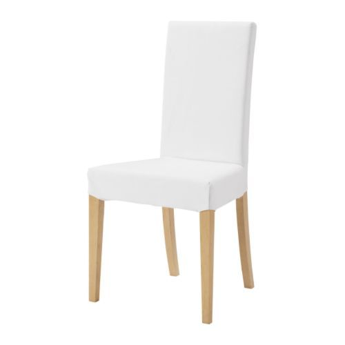 HARRY Chair IKEA The cover can be machine washed. You sit comfortably thanks to the high back and seat with polyester wadding.