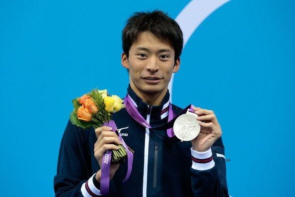 Ryosuke Irie of Japan. Olympic Silver and Bronze medalist <3 : )