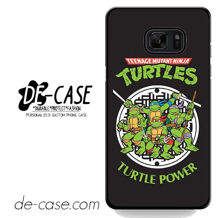 Teenage Mutant Ninja Turtles Hero Center Camera DEAL-10575 Samsung Phonecase Cover For Samsung Galaxy Note 7