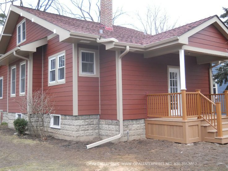 7 Popular Siding Materials To Consider: 10 Best James Hardie's Traditional Red Images On Pinterest