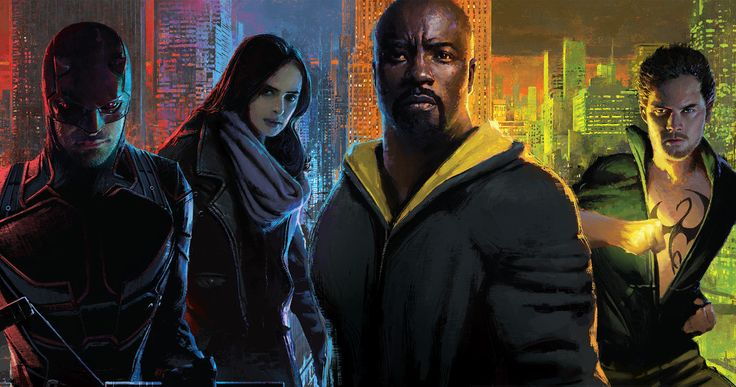 Defenders Throw Down in New Stan Lee Narrated Netflix Teaser -- Netflix releases a new promo teasing The Defenders with a special appearance from Marvel Comics legend Stan Lee. -- http://tvweb.com/netflix-marvel-trailer-defenders-footage-stan-lee/