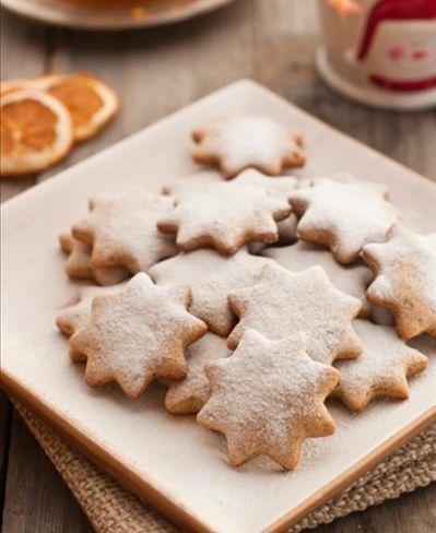 biscoitos de limão .