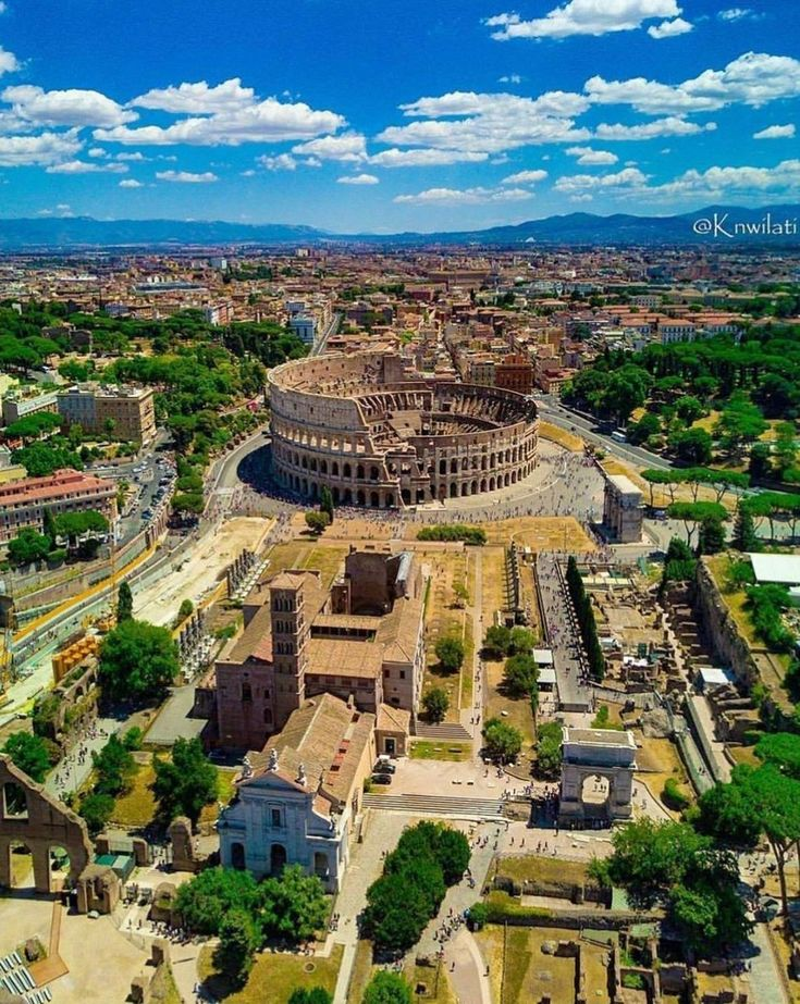 Colosseum, Roma. Italia.