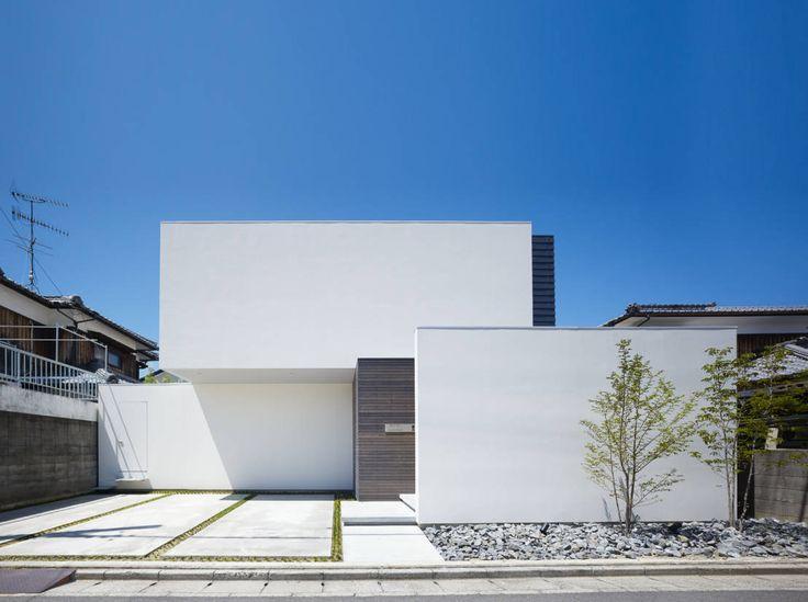 小松隼人建築設計事務所 の モダンな 家 作品