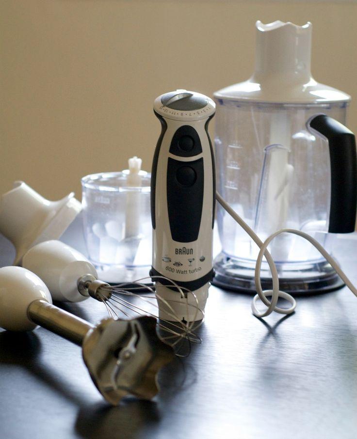 Χρησιμεύει στην Κουζίνα: Ραβδομπλέντερ