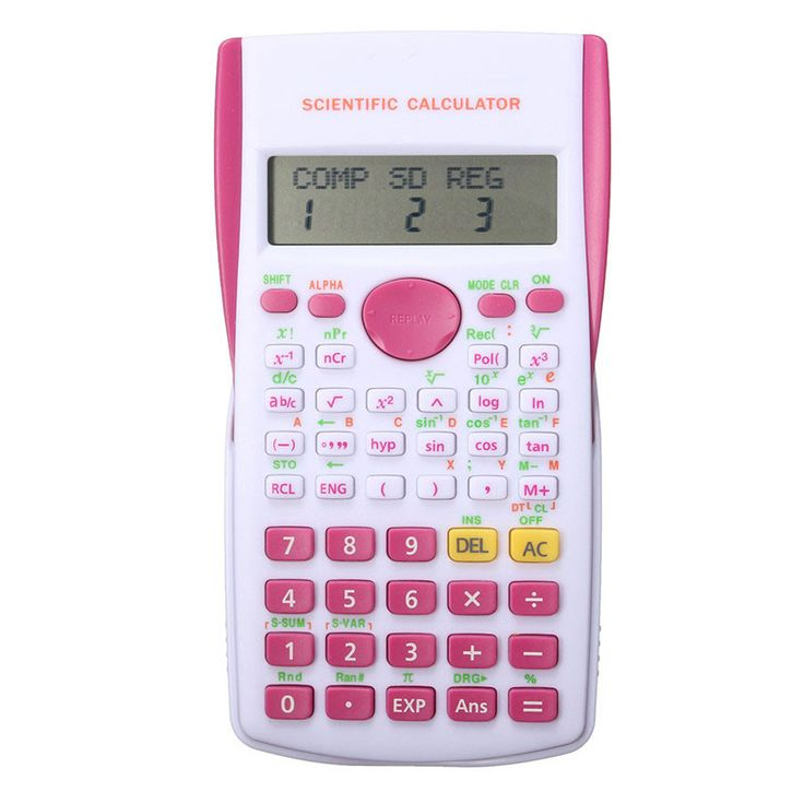 2017 New Function Calculator Uniwise Handheld Multi function Digital Display 2 Line Scientific Calculator Shipping No. Click visit to buy #Calculator