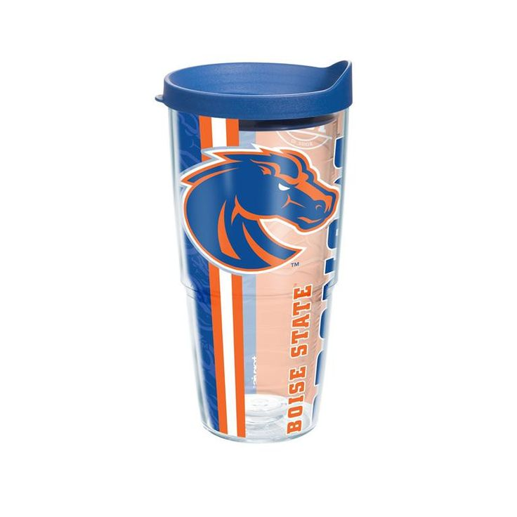 Boise State University Pride 24 oz. Tervis Tumbler with Lid - (Set of 2)