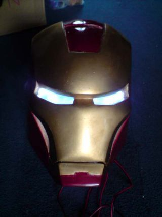DIY Iron Man Helmet
