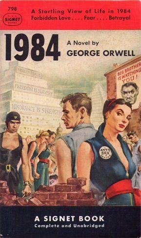Ce soir, redécouvrons cette référence du roman d'anticipation imaginé par l'écrivain anglais qui nous invite à réfléchir sur la condition politique de l'homme...